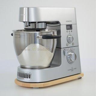 Gleitbrett für Kenwood Cooking Chef / Gourmet / Connect Esche transparent geölt