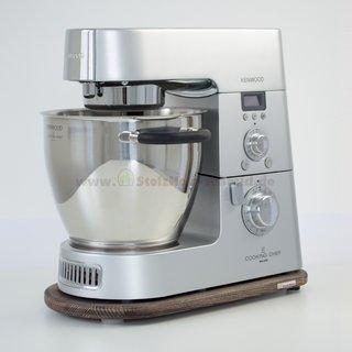 Gleitbrett für Kenwood Cooking Chef / Gourmet / Connect Esche dunkel geölt