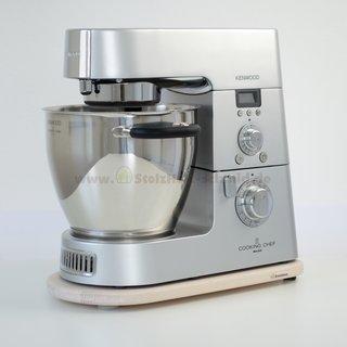 Gleitbrett für Kenwood Cooking Chef / Gourmet / Connect Esche weiss geölt