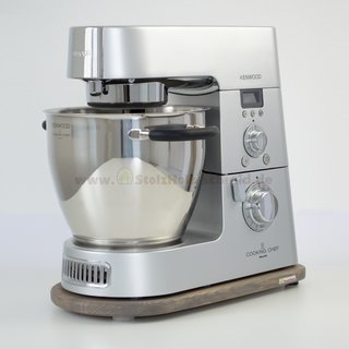 Gleitbrett für Kenwood Cooking Chef / Gourmet / Connect Esche ash grey geölt