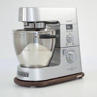 Gleitbrett für Kenwood Cooking Chef / Gourmet / Connect Esche chocolate geölt