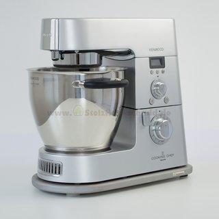 Gleitbrett für Kenwood Cooking Chef / Gourmet / Connect Esche silver grey geölt