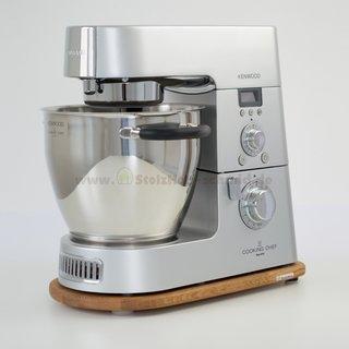 Gleitbrett für Kenwood Cooking Chef / Gourmet / Connect Eiche transparent geölt