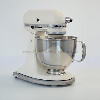 Gleitbrett für KitchenAid Esche silver grey geölt
